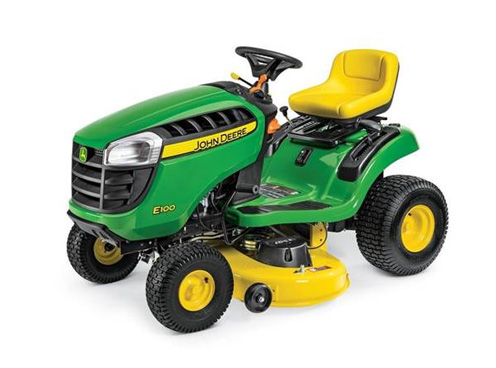 John Deere 100 Series Mowers