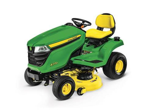 John Deere X300 Select Series