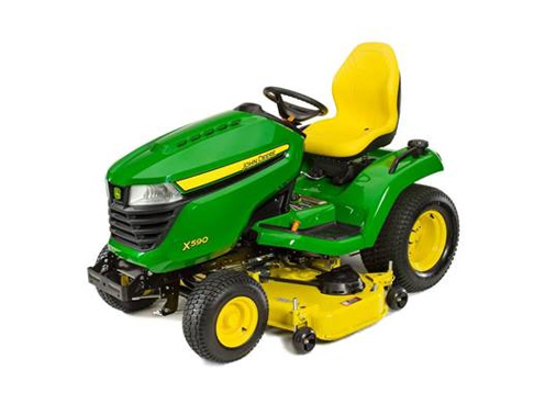 John Deere X500 Select Series