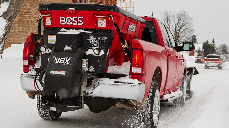 BOSS Snowplows only at New England Power Equipment in Conneticut