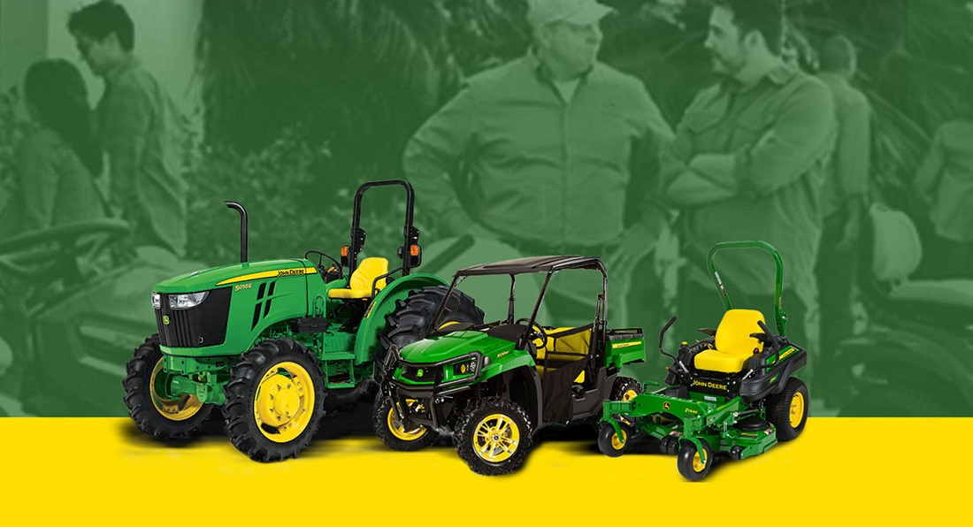 Shop John Deere Equipment