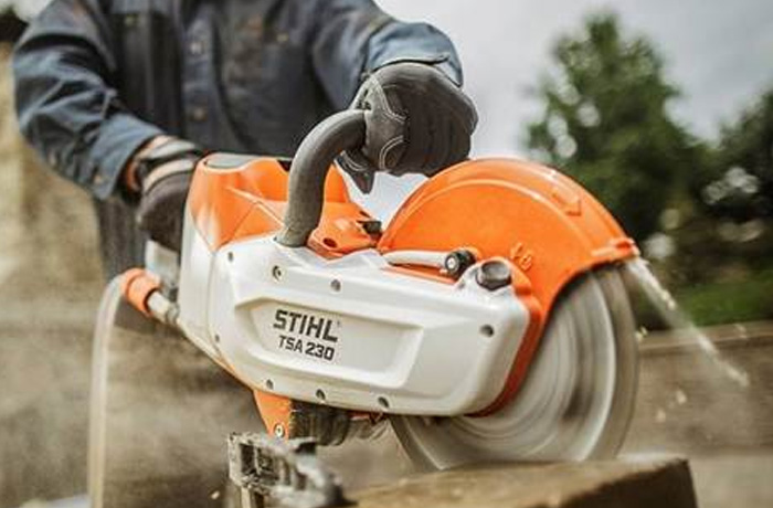 STIHL Battery-Operated Power Cutters