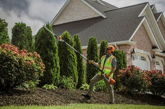 STIHL Battery-Operated Hedge Clippers