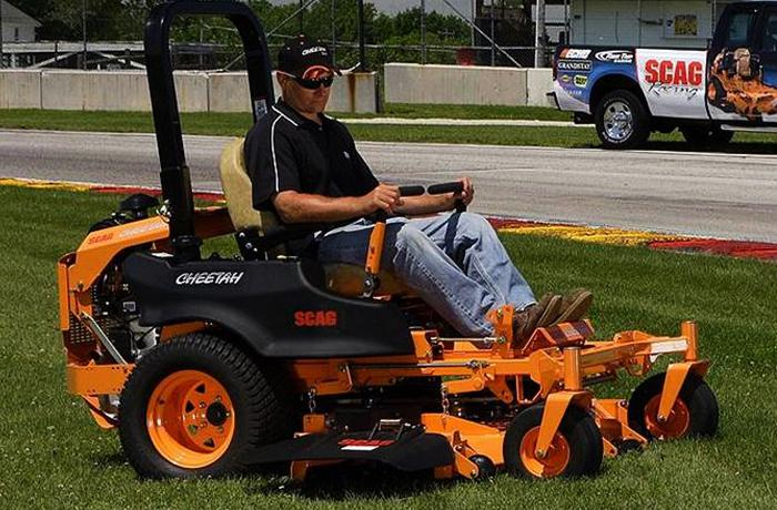 Commercial Lawn Mowers