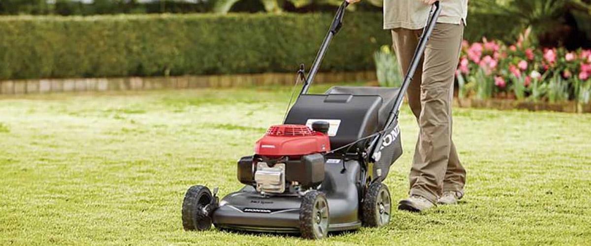 Honda Power Commercial U0026 Residential Lawn Mowers