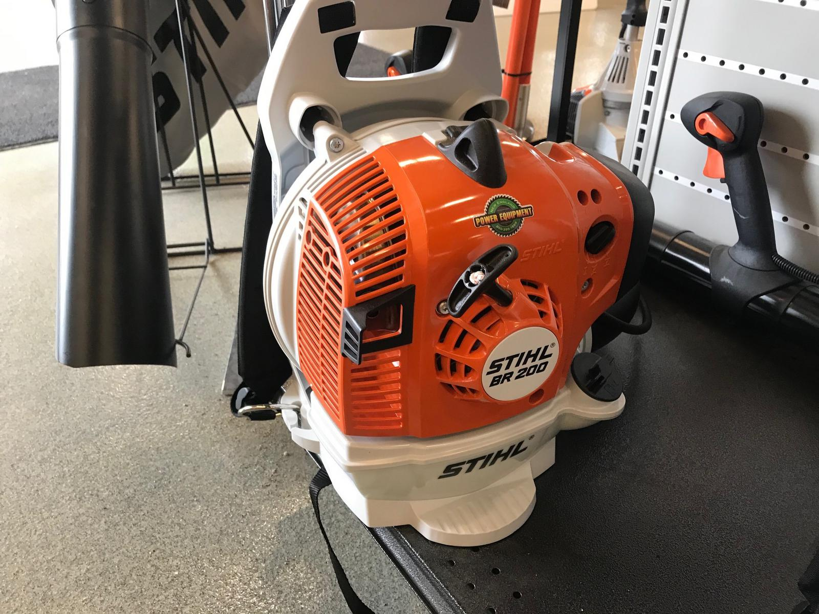 2019 Stihl Br 200 For Sale In Old Saybrook Ct New England Power Equipment Old Saybrook Ct 860 395 1688