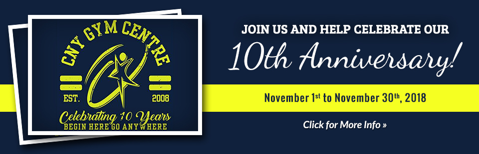 Join us November 1st through 30th to help celebrate our 10th anniversary!