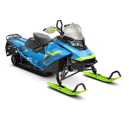 Sea-Doo Renegade® Backcountry™ X® 850 E-TEC® in Madison, WI