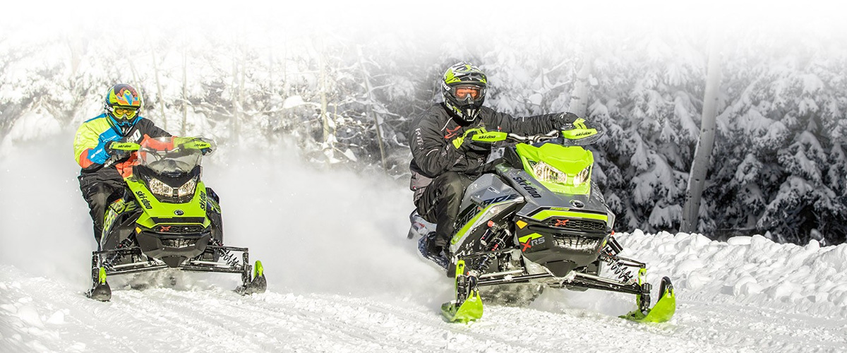 Ski-Doo Crossover Snowmobiles Mad City Power Sports Deforest, WI