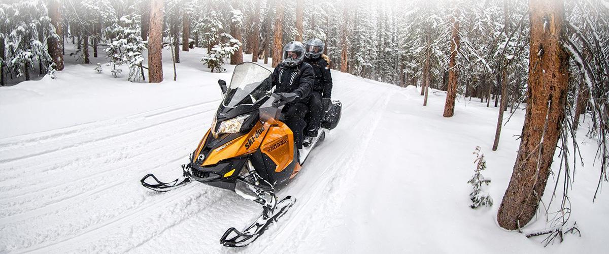 Ski-Doo Touring Snowmobiles