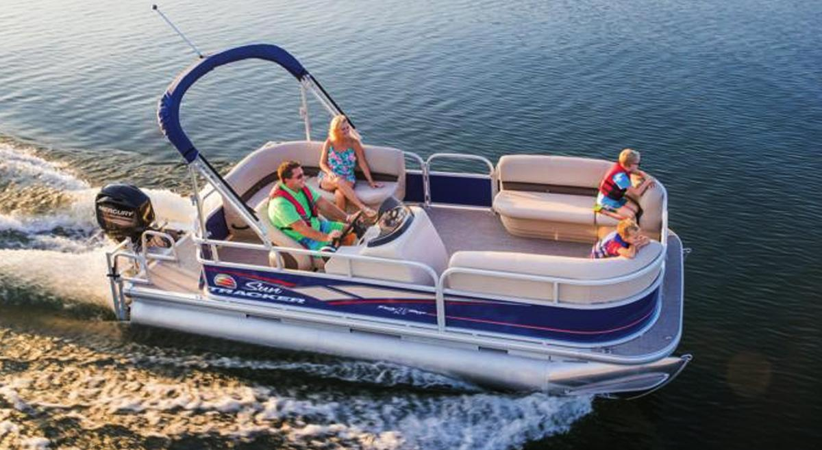 Shop Sun Tracker Boats