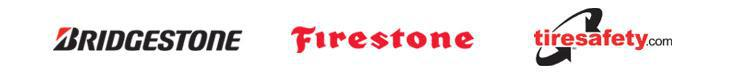 We proudly carry products from Bridgestone and Firestone. We recommend TireSafety.com.