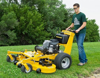 Shop Hustler Commercial Mowers