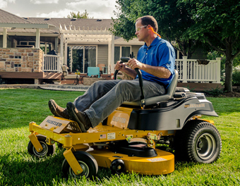 Shop Hustler Residential Mowers