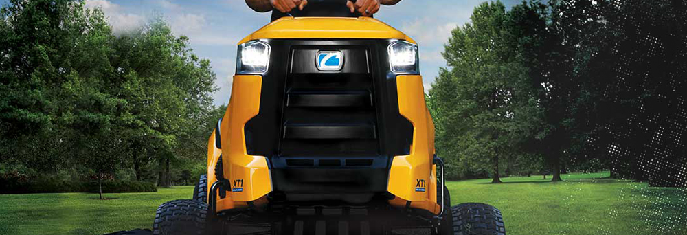 Shop Cub Cadet equipment Today