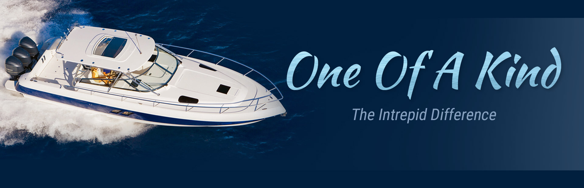 One of a kind: Click here to see our Intrepid inventory!