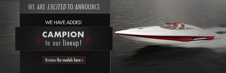 We are excited to announce we have added Campion to our lineup! Click here to browse the models.