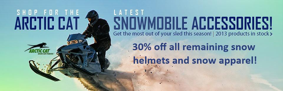 Snow Apparel and Helmet Sale