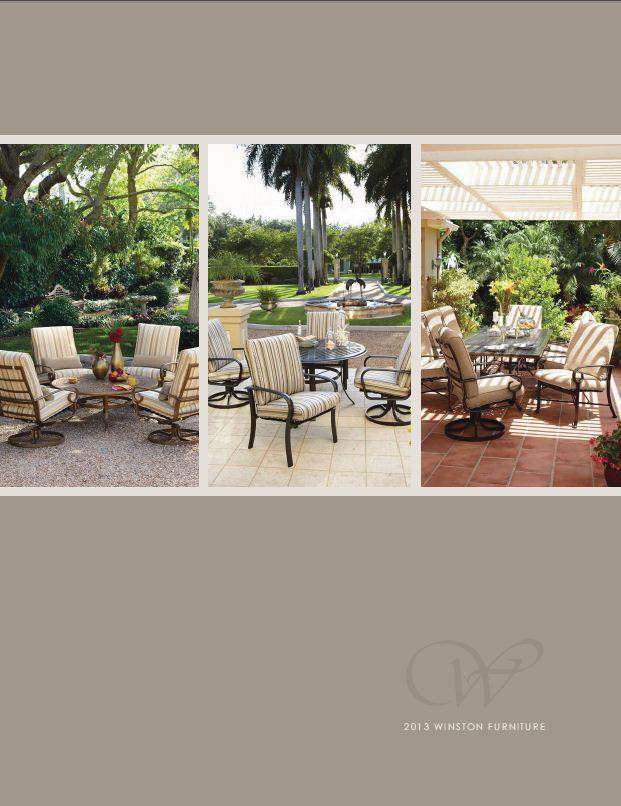 Winston Furniture Patio Furniture Outdoor furniture Patio Sets