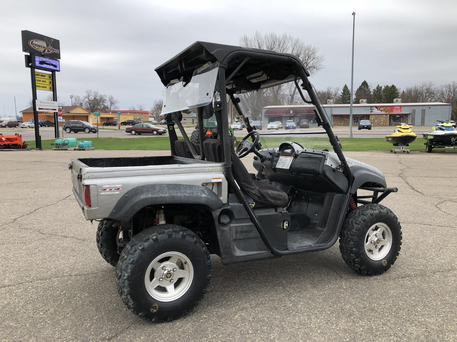 2007 Yamaha Rhino Se 660 For Sale In Worthington Mn Jaycox Powersports Fuel Filter Img 0857