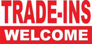 TradeIns Welcome logo