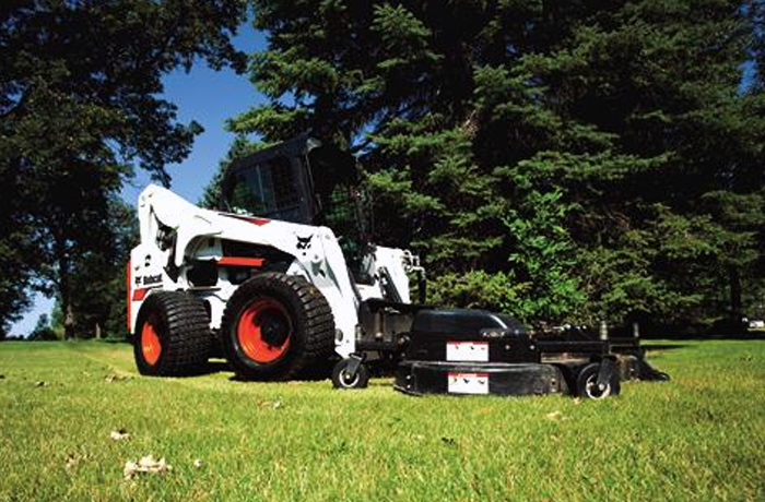 Bobcat Skid-Steer (wheel) Loaders