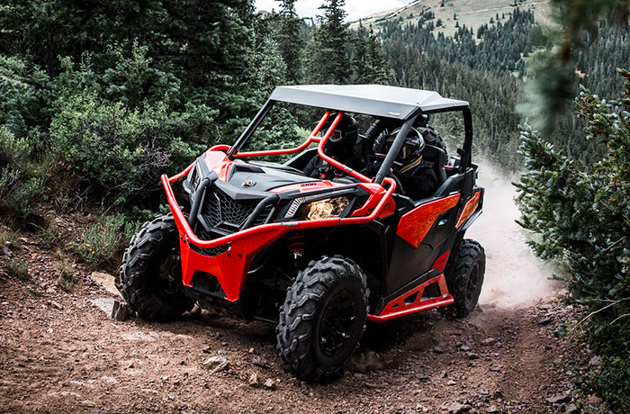 Can Am Side By Sides Atvs Parts And Accessories Olson Power