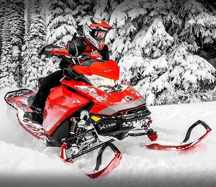 Shop 2019 Ski-Doo Snowmobiles