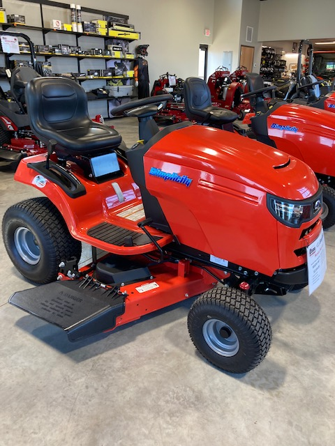 2019 Simplicity Regent 25 44 Riding Lawn Tractor For Sale In North Branch Mn Olson Power Equipment Inc North Branch Mn 651 674 4494