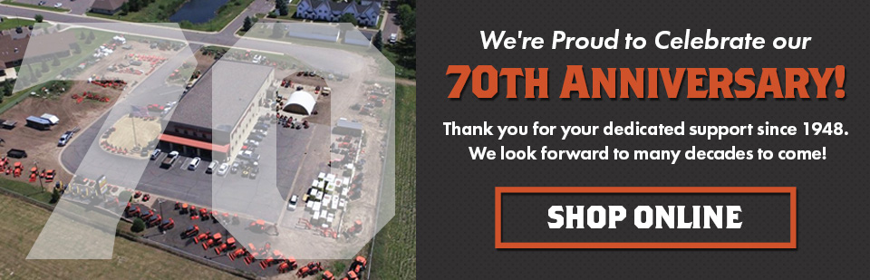 Your Kubota, Can-Am, and Ski-Doo Dealer in MN! Serving you for 70 years.