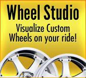 Wheel Studio: Visualize custom wheels on your ride!