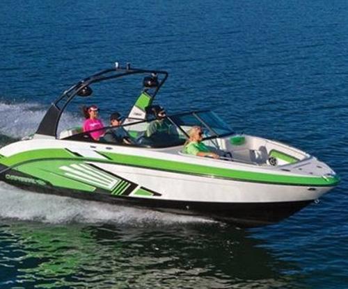 Vortex Jet Boats