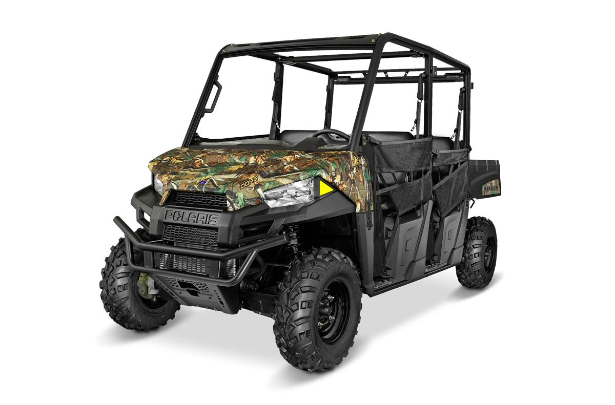 Polaris Crew Ranger Side by Sides