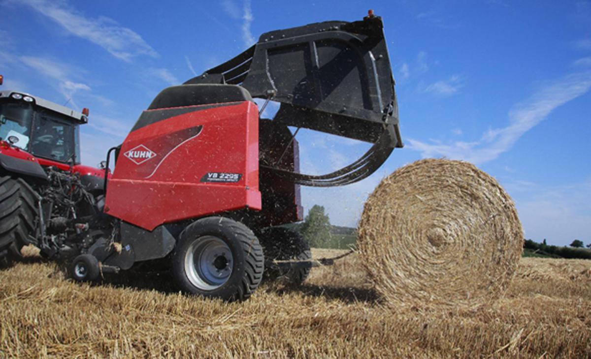 Kuhn Farm Equipment | Hay Balers | Kuhn Rakes | Kuhn Mowers