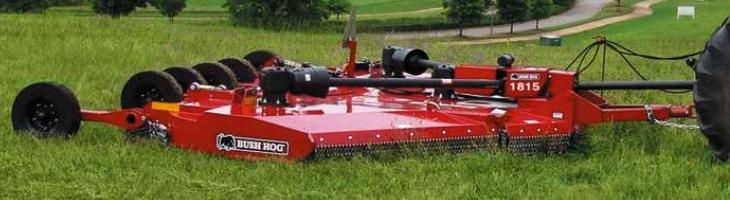 Bush Hog Land Maintenance Parts | Flex Wing Cutter Parts | Zero Turn