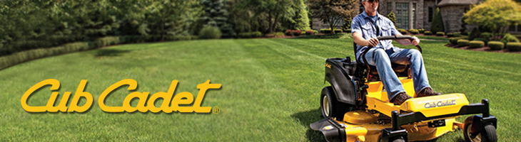Shop Tuttle's selection of Cub Cadet Residential Lawn Mowers today!