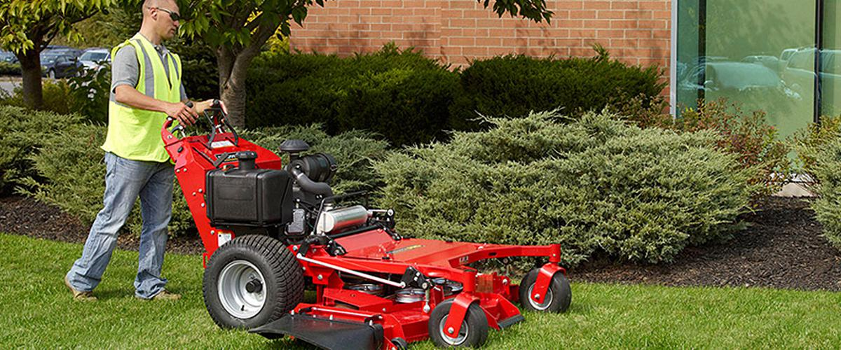 Stand Behind Lawn Mower >> Snapper Pro Commercial Mowers Dickens Turf Landscape Supply