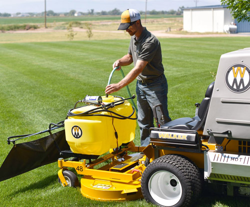 Walker Mowers | Tennessee Dealer Dickens Turf & Landscape Supply