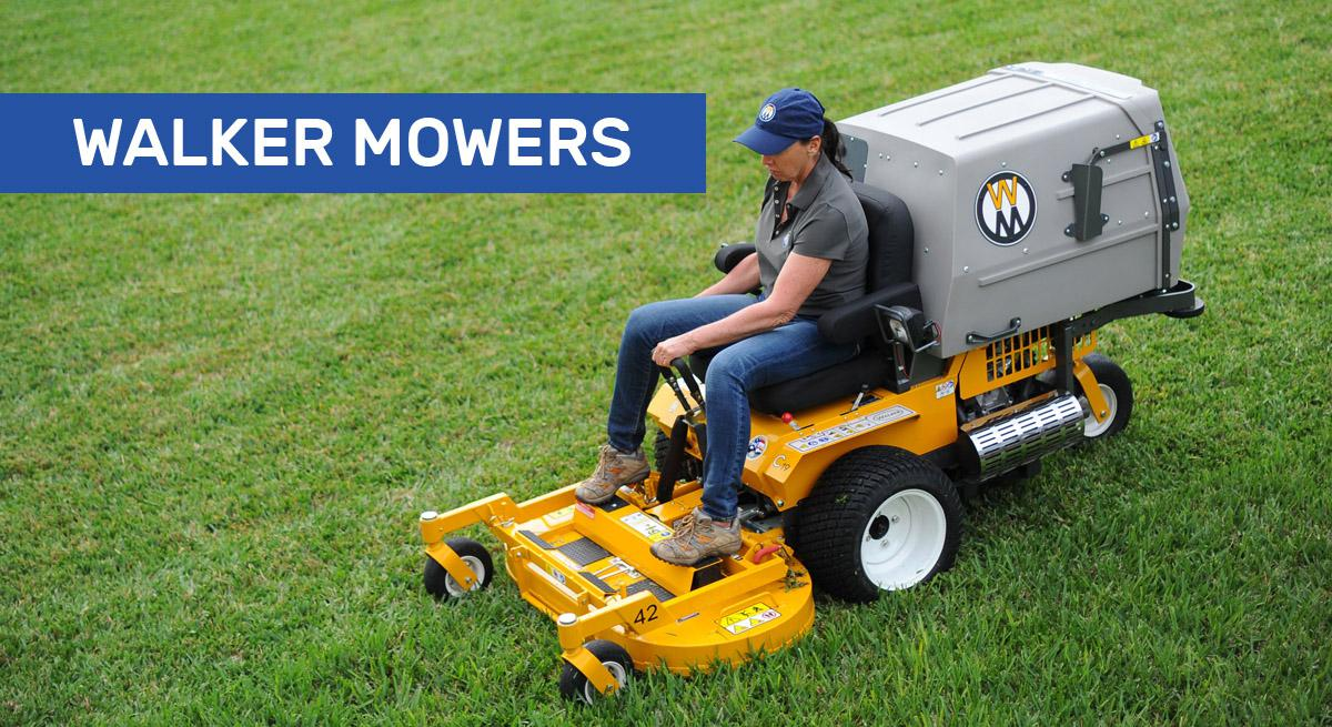 Shop All Walker Mowers
