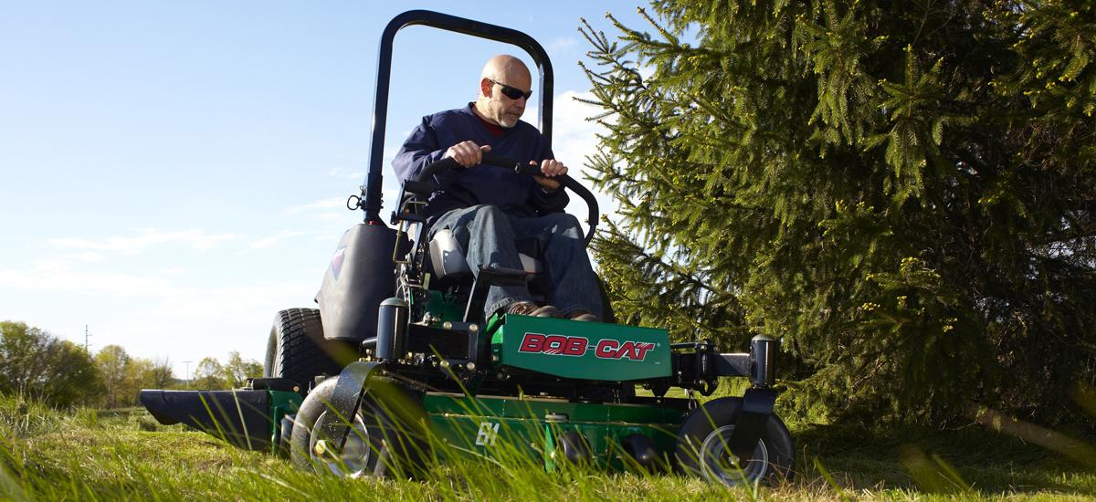 Bob-Cat Zero Turn Mowers | Your Tennessee Dealer