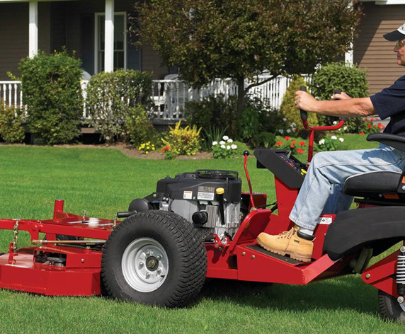 Front-Mount Mowers