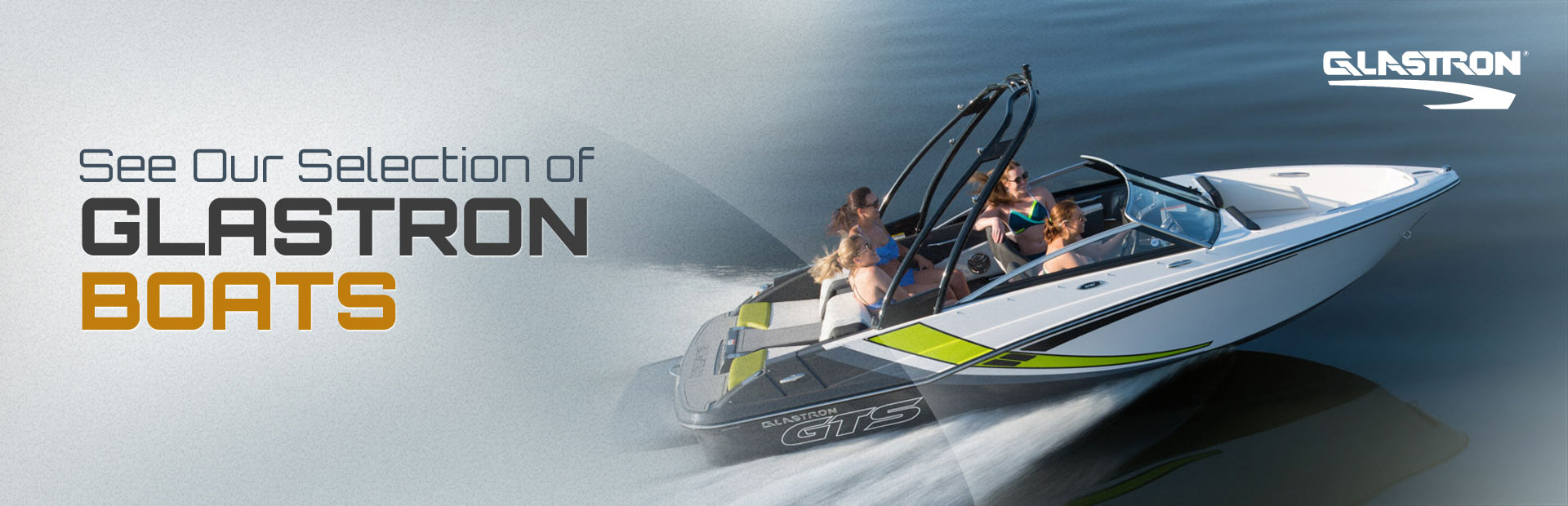Click here to see our selection of Glastron boats!