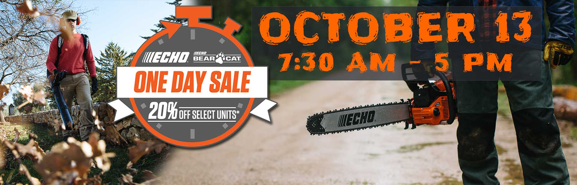 Echo One Day Sale - October 13