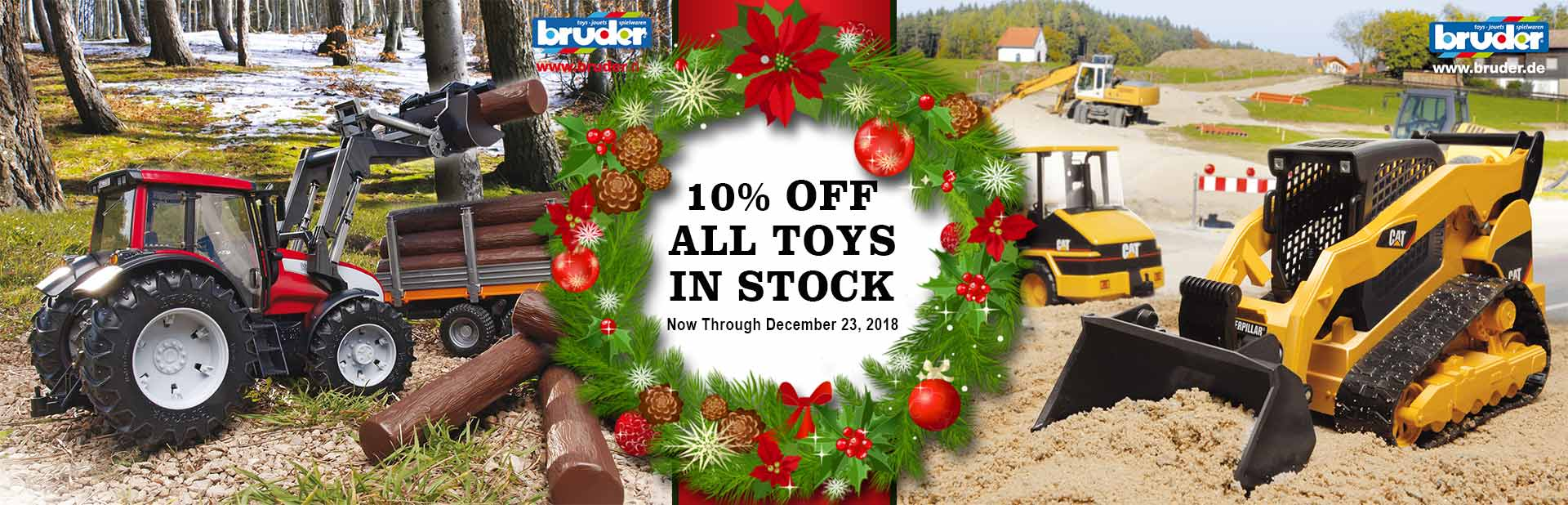 10% Off All Toys In Stock