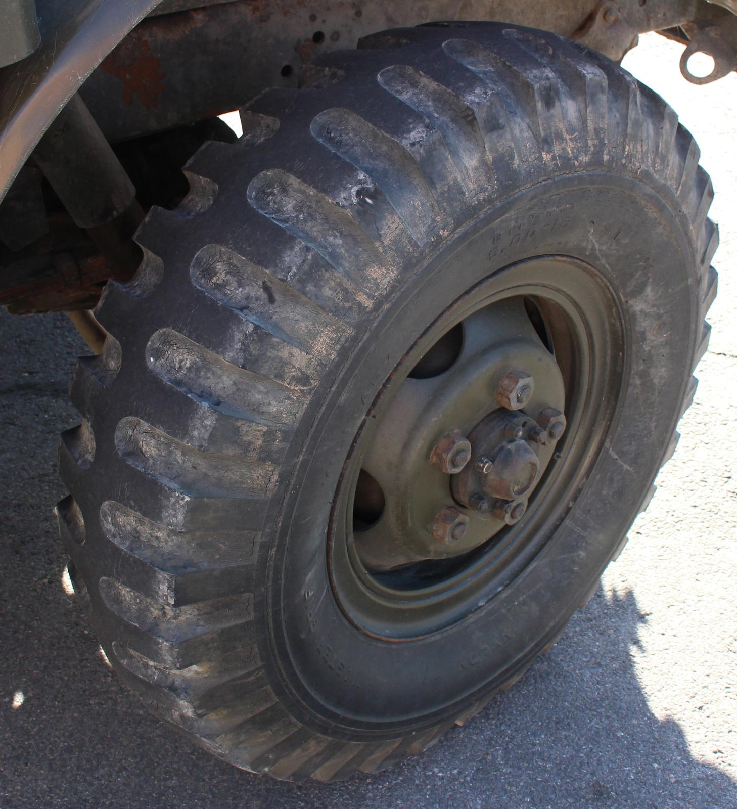 1953 Dodge M37 For Sale In Spanish Fork Ut Summit Motorsports Classic Truck Wiring Harness Img 7640