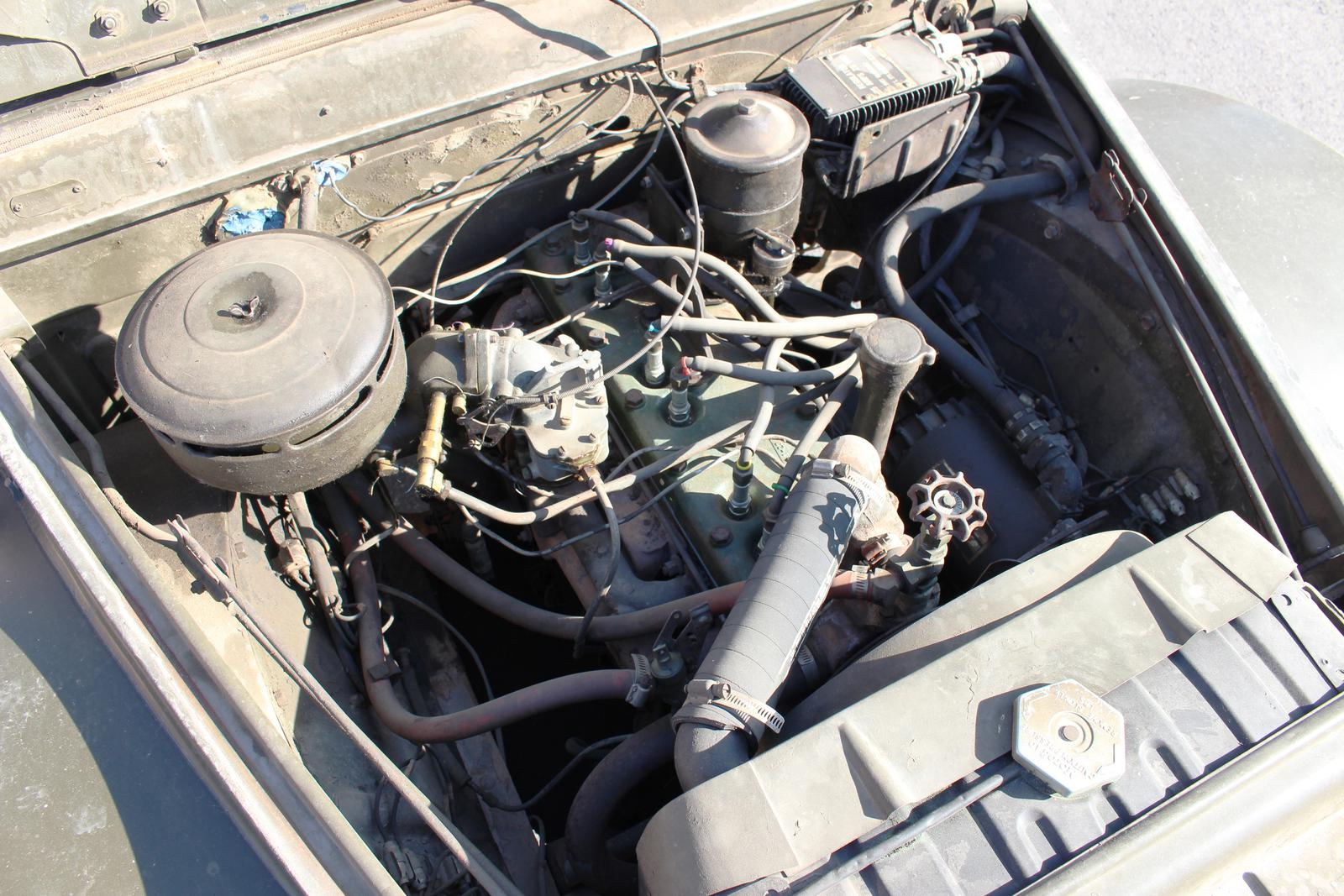 1953 Dodge M37 For Sale In Spanish Fork Ut Summit Motorsports Wiring Harness Img 7640