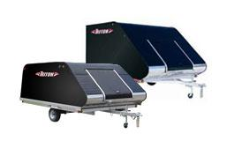 Coverall and TC Series Snowmobile Trailers