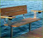 DAKA Cedar Bench