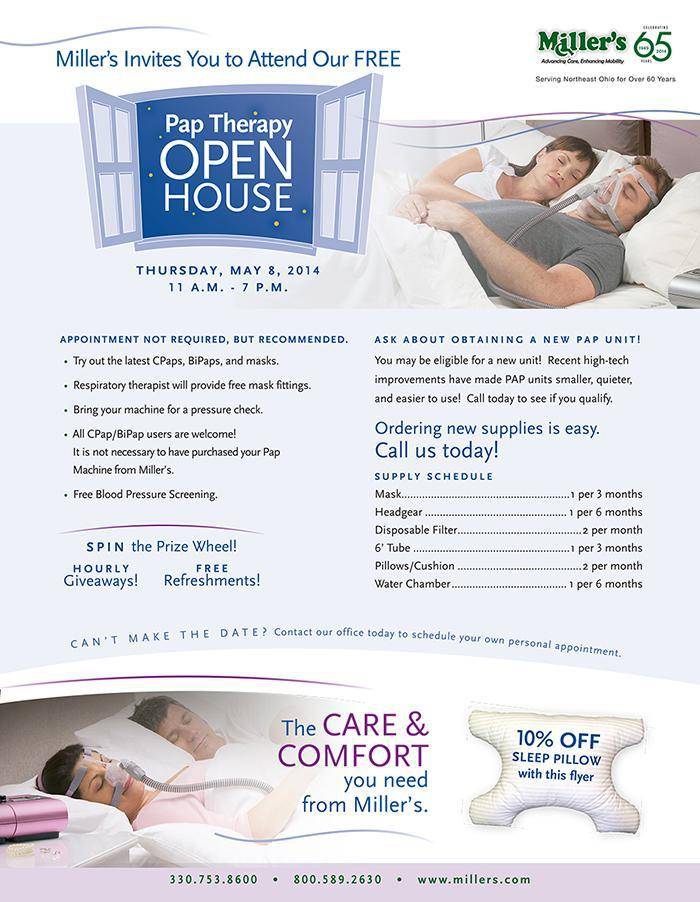 Pap Therapy Open House