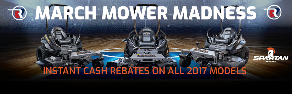 March Mower Madness